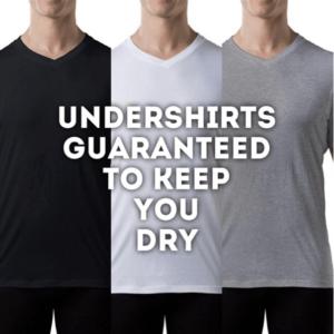 Tricouri in care nu transpiri