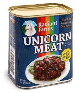 Carne de Unicorn