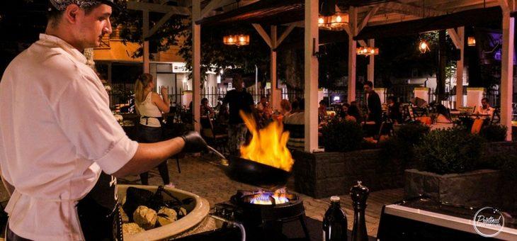 Review: restaurant L'Arca Constanta
